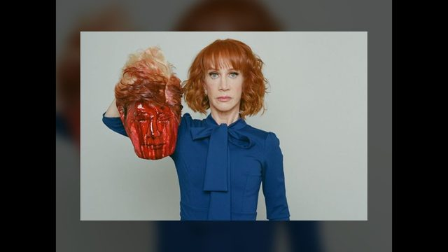 Comedian Kathy Griffin takes back her apology over gory Trump photo