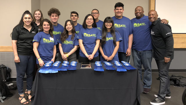 Pasco students head to National MESA competition