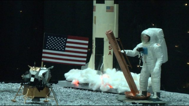 Take a photo in a space suit and try a taekwondo demo at the Tri-City Family Expo