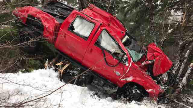 Man rescued from White Pass cliff crash to be sentenced on Jan. 25