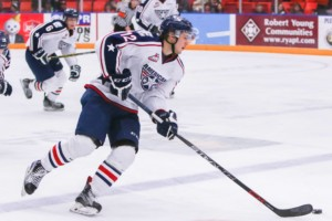 Americans hockey activities paused for positive COVID-19 test