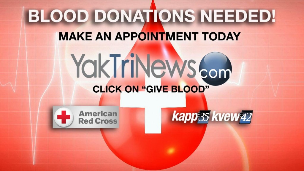 Blood Donations Needed
