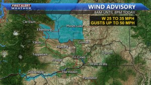 Wind Advisory through 8PM today