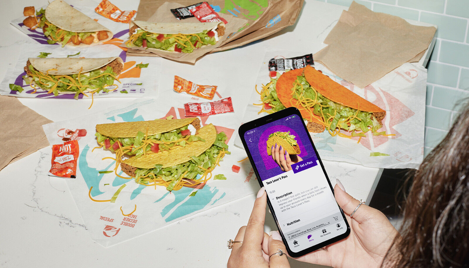 <p>Taco Bell is testing a subscription service.</p>